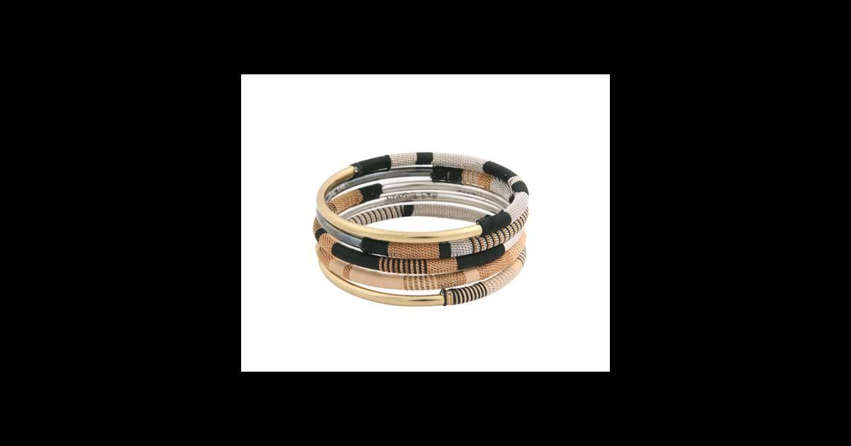 le must have de marijke bis bracelets portofino gas bijoux 45 chacun. Black Bedroom Furniture Sets. Home Design Ideas