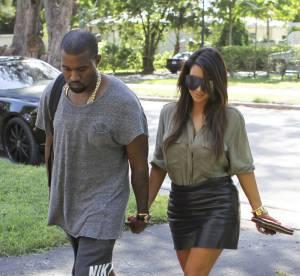 Kim Kardashian et Kanye West : une marque de vêtements ensemble ?