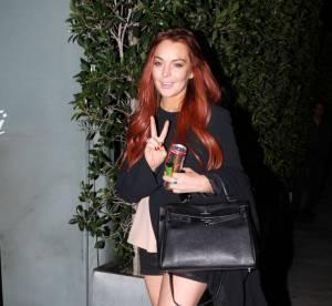 Lindsay Lohan : ultra court le shorty !