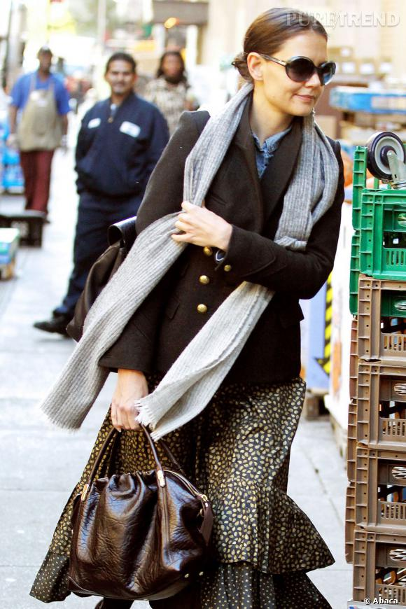 Katie Holmes, un véritable flop à New York.