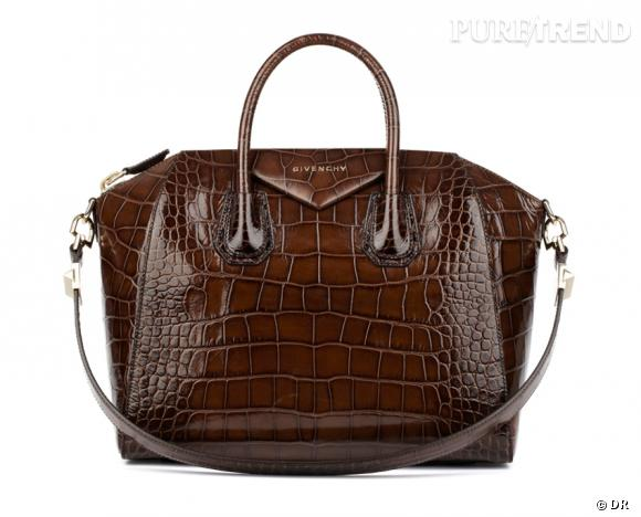 Les it-bags de l'Automne-Hiver 2012/2013 : Sac Antigona Givenchy, environ 1900 €