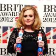 """Malgré sa grossesse, Adele a travaillé sur son prochain album et sur la bande originale de James Bond """"Skyfall""""."""
