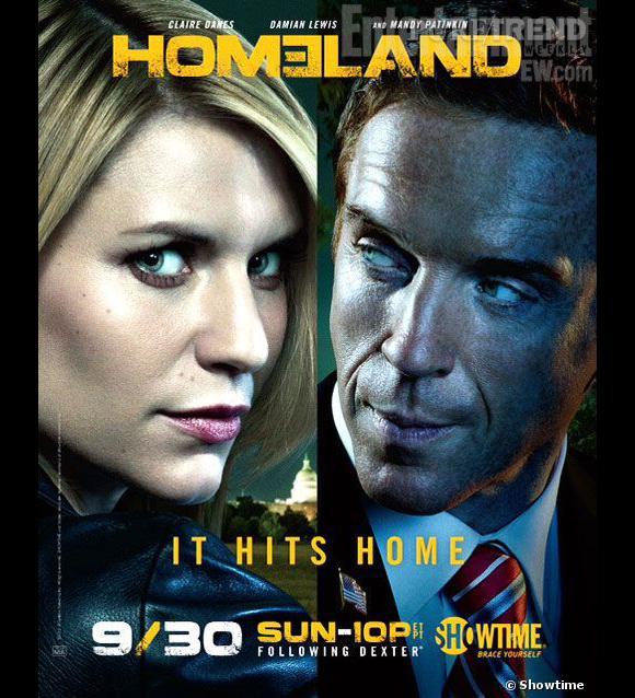 Claire Danes s'offre une troisième saison pour faire évoluer son personnage Carrie Mathison !