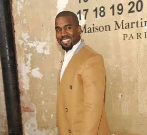 Kanye West et Sarah Jessica Parker à la soirée H&M et Martin Margiela à New York