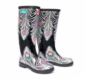 Must Have : les bottes de pluie Matthew Williamson pour Havaïanas