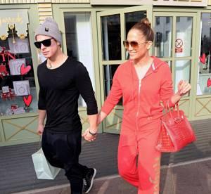 Jennifer Lopez et Casper Smart : le parfait amour en total look