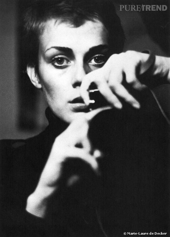 Autoportrait de Marie-Laure de Decker