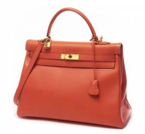 Kelly, Birkin... La vente aux enchères de luxe Hermès Vintage