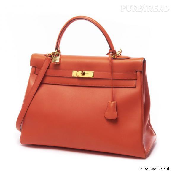 Vente aux enchères Hermès Vintage du mardi 30 octobre 2012.