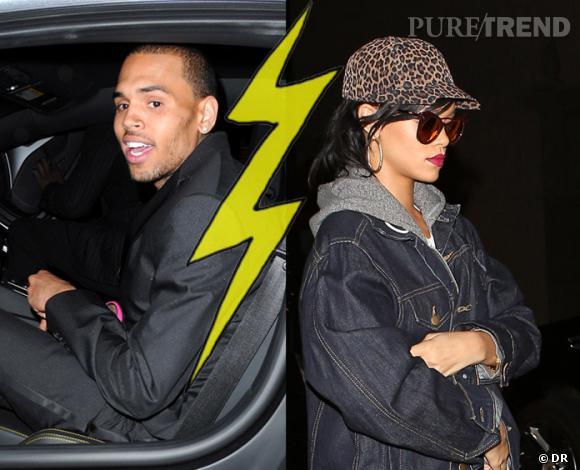 Rihanna et Chris Brown ne semblent pas prêts à se remettre ensemble ?