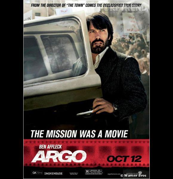 Argo, au cinéma le 7 novembre 2012.
