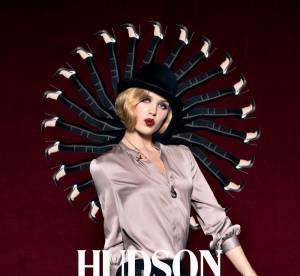 Georgia May Jagger fait son cabaret pour Hudson Jeans