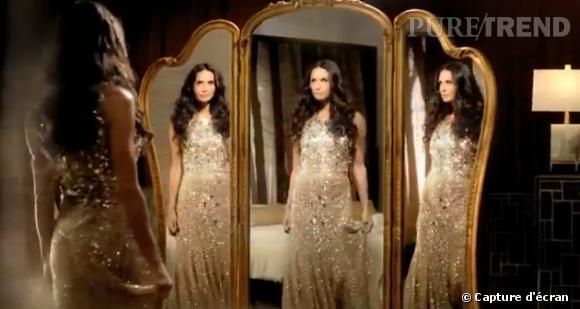 Demi Moore joue les princesses de conte de fées pour son nouveau parfum, More.