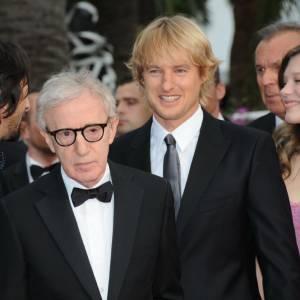 "Owen Wilson a tourné avec Woody Allen dans ""Midnight in Paris""."