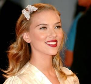 Scarlett Johansson : 28 ans pour l'actrice la plus glamour d'Hollywood