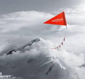 """""""untitled (Mont Blanc)"""" : Le nouveau projet du studio Harcourt"""