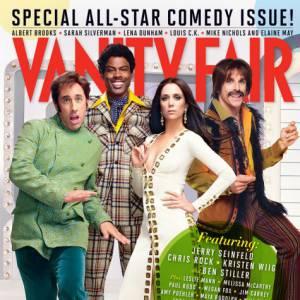 Enfin, Jerry Seinfeld, Chris Rock, Kristen Wiig et Ben Stiller s'affichent !