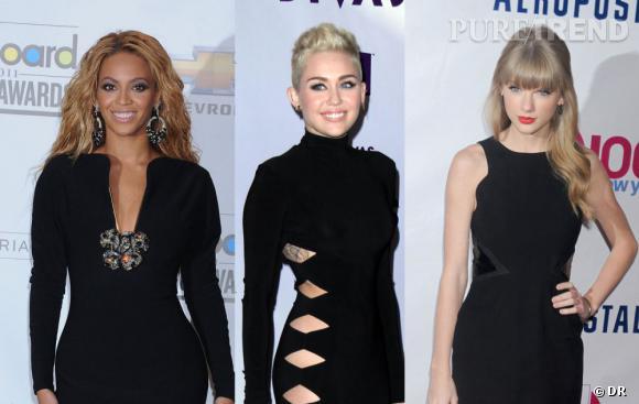 Beyoncé, Miley Cyrus et Taylor Swift font partie du top 20 des stars les plus généreuses selon Do Something.