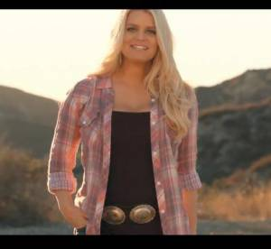 Jessica Simpson : enceinte pour la nouvelle campagne Weight Watchers