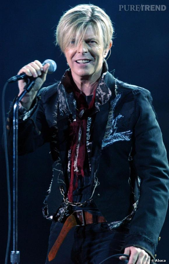 "David Bowie revient avec un tout nouveau titre ""Where are we now ?"" tiré du dernier album ""The Next Day""."