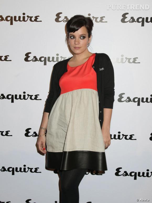 Lily Allen vient d'accoucher de son deuxième enfant, une petite fille prénommée Marnie Rose.