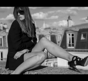 Caroline de Maigret, ultra-sensuelle sous l'objectif de Johan Lindeberg