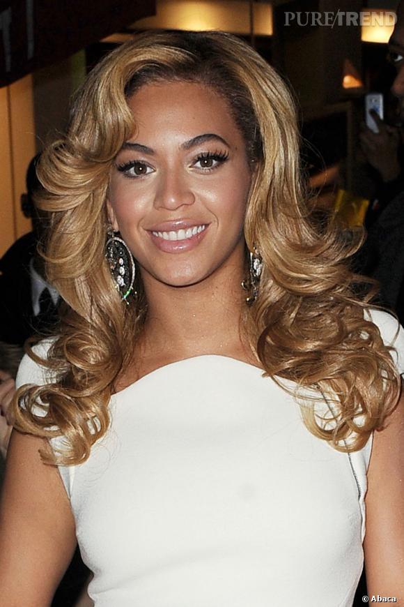Le brushing de Farrah Fawcett  ? Beyoncé n'a même pas peur.