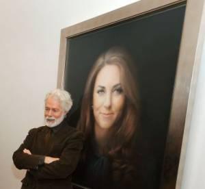 Kate Middleton : la critique se dechaine sur son premier portrait officiel