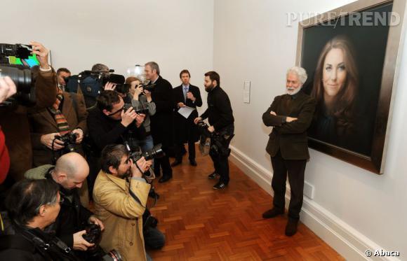 Kate Middleton a enfin son portrait officiel.