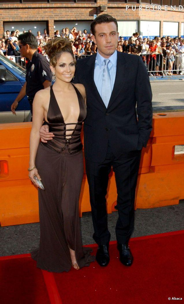 Ben Affleck And Jennifer Lopez Jennifer Lopez en Ben Affleck