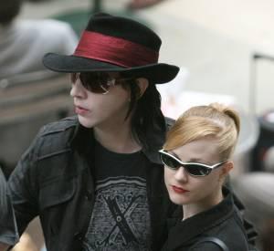 Evan Rachel Wood et Marilyn Manson se sont fiancés en janvier 2010, pour finir par se séparer en octobre. Aujourd'hui Evan Rachel Wood est mariée à Jamie Bell.