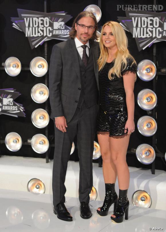 Britney Spears et Jason Trawick se séparent ! Le couple s'était fiancé en décembre 2011.