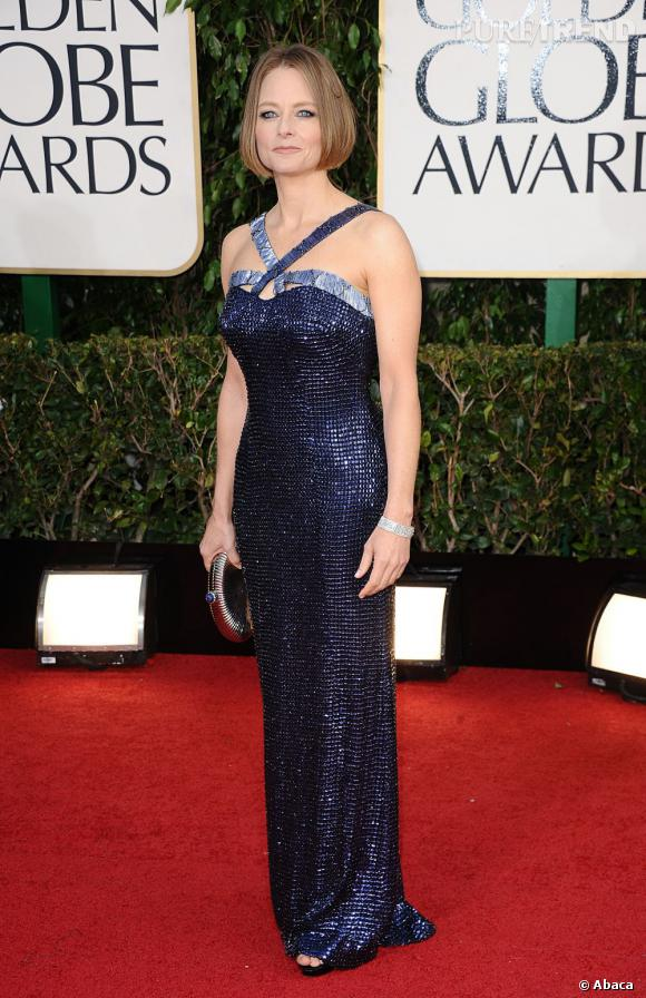 Jodie Foster fait son coming out pendant la cérémonie des Golden Globes.