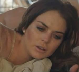 Lindsay Lohan : un extrait perturbant de son film ''The Canyons''