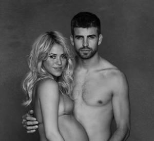 Shakira et Gerard Pique se mettent a nu pour soutenir l'UNICEF