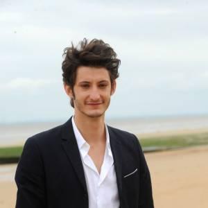 Pierre Niney au festival de Cabourg en juin dernier.