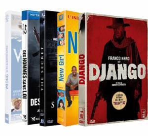 New Girl, Django... Les 15 DVD coups de coeur de janvier