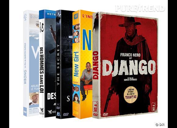 Notre sélection DVD de janvier !