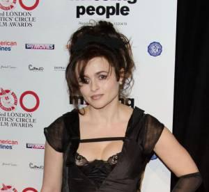Helena Bonham Carter ou l'art du mauvais recyclage... Le flop mode