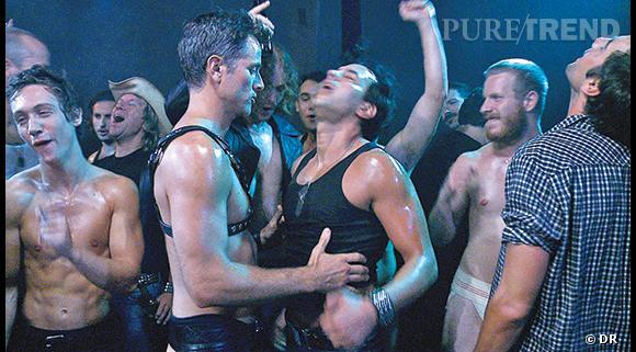 """James Franco n'a pas froid aux yeux ! Il réalise """"Interior. Leather Bar"""" sur le milieu gay et S&M."""