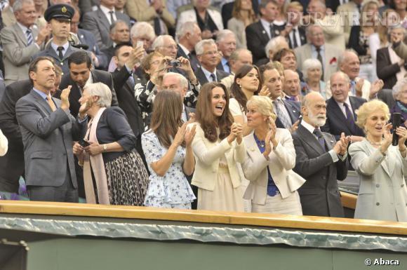 Kate Middleton décroche sa carte de membre honoraire aux All England Tennis Club, le cercle organisateur du tournois de Wimbledon.