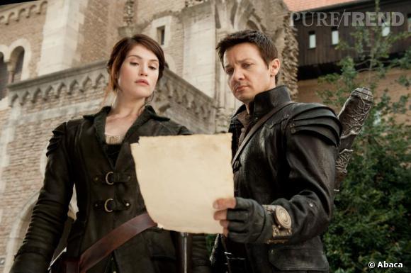 """Jeremy Renner et Gemma Arterton ont fait exploser le box-office dès l'arrivée de """"Hansel et Gretel : Witch Hunters"""" au cinéma !"""
