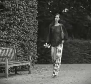 Public Garden, le nouveau clip de Karl Lagerfled pour Chanel