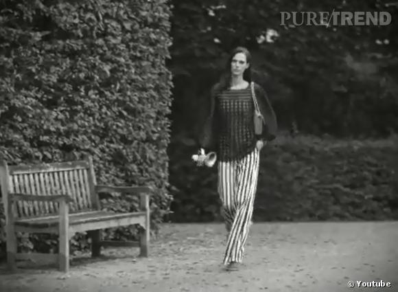 Karl Lagerfeld signe Public Garden pour Chanel.