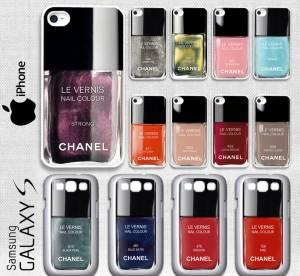 Des coques iPhone aux couleurs de nos vernis préférés