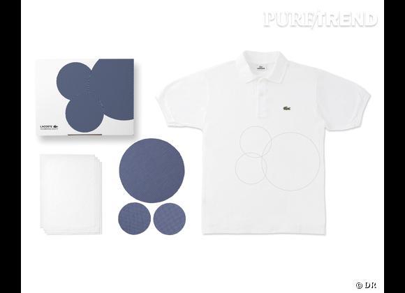 80 Custom Polo Kit, Lacoste    Numéro 9 : Eighty Gingham   Edition limitée