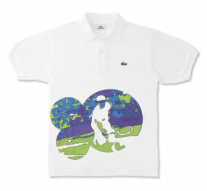 Zoom collection anniversaire : les 80 Custom Polo Kits de Lacoste !