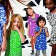 Première collection  Diane von Furstenberg  pour GapKids et babyGap.
