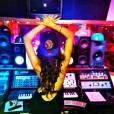 Il ya quelques jours, Selena postait une photo prise dans un studio d'enregistrement où on murmurait qu'elle préparait un morceau sur Justin.