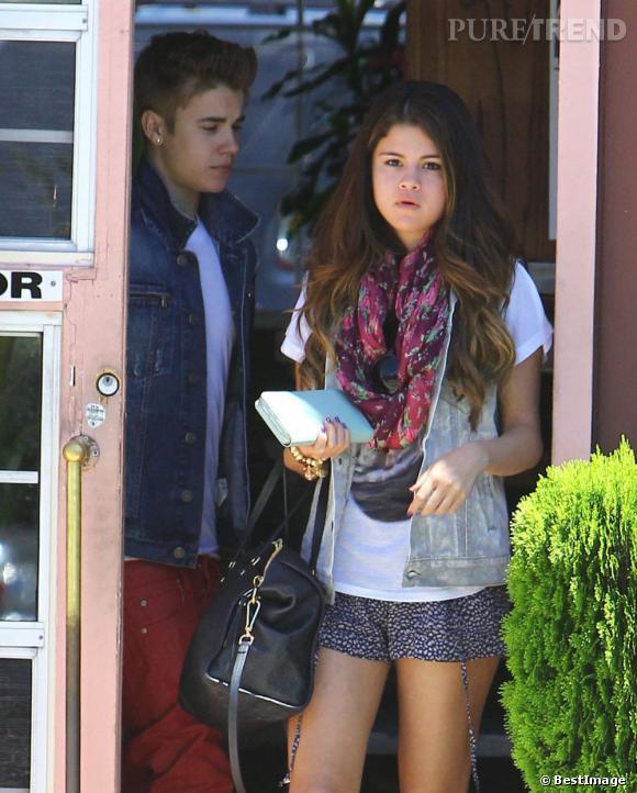 Selena Gomez aurait été vue ce week-end quittant le domicile de Justin Bieber après y avoir passé la nuit.